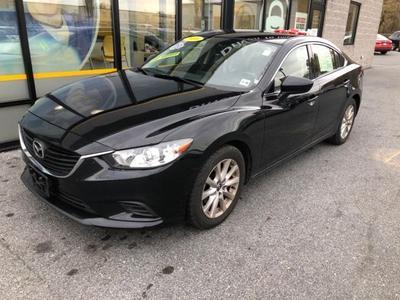 Mazda Lancaster Pa >> Used 2016 Mazda Mazda6 I Sport Sedan In Lancaster Pa Auto Com Jm1gj1u54g1405449