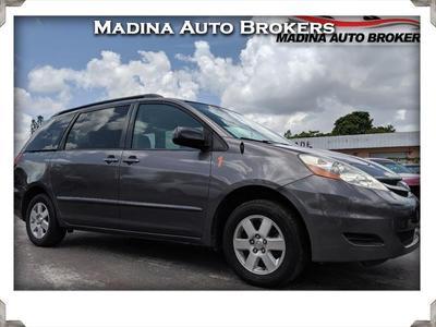 Toyota Sienna 2006 a la venta en Fort Myers, FL