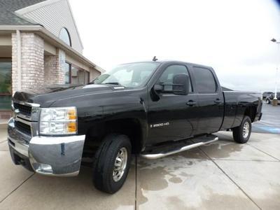 2008 Chevrolet Silverado 2500 LT H/D for sale VIN: 1GCHK23618F175486