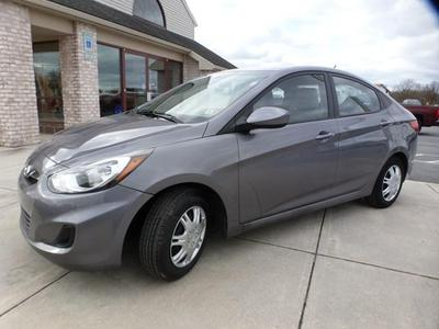 2014 Hyundai Accent GLS for sale VIN: KMHCT4AE4EU674752