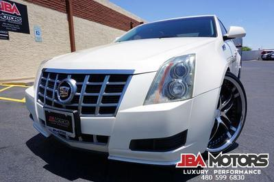 2012 Cadillac CTS Luxury for sale VIN: 1G6DF5E52C0149728