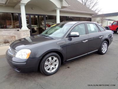 2007 Ford Five Hundred SEL for sale VIN: 1FAFP24157G100185