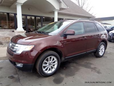 2010 Ford Edge SEL for sale VIN: 2FMDK4JC2ABB73803