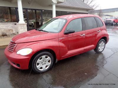 2006 Chrysler PT Cruiser Touring for sale VIN: 3A4FY58B96T270193