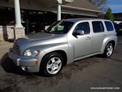2008 Chevrolet HHR LT for sale VIN: 3GNDA23D78S544564