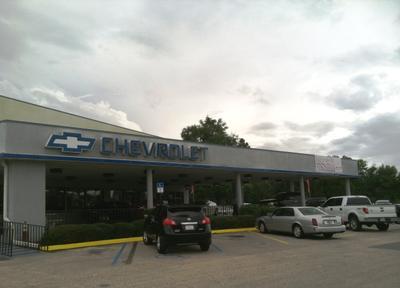 Rountree Moore Chevrolet Image 3