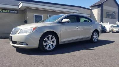 2010 Buick LaCrosse CXL for sale VIN: 1G4GC5EGXAF197651