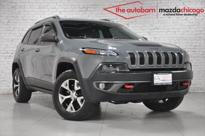 2014 Jeep Cherokee Trailhawk for sale VIN: 1C4PJMBS8EW309043