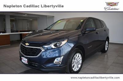 Chevrolet Equinox 2018 a la venta en Libertyville, IL