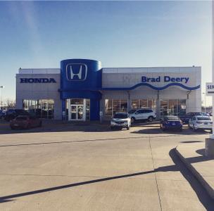 Brad Deery Honda Image 2