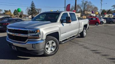 Chevrolet Silverado 1500 2018 for Sale in Kennewick, WA