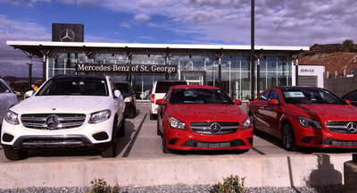 MERCEDES-BENZ OF ST. GEORGE Image 1