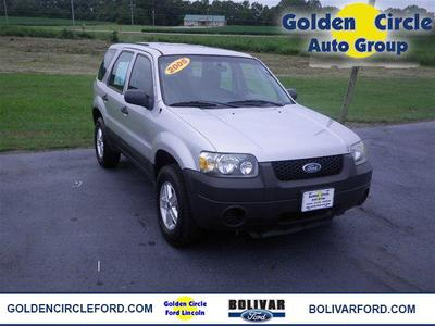 2005 Ford Escape XLS for sale VIN: 1FMCU92Z45KB32199