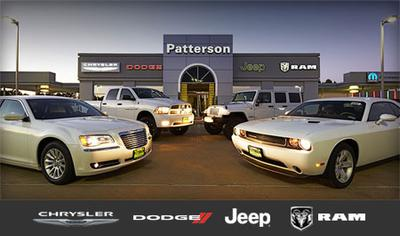 Patterson Chrysler Dodge Jeep Ram Image 3