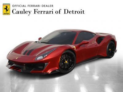 Ferrari 488 Pista 2019 for Sale in West Bloomfield, MI