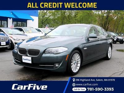 BMW 535 2013 for Sale in Salem, MA