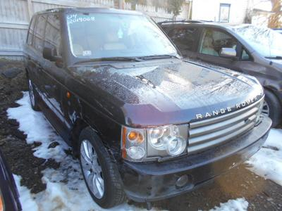 Thompson Auto Salvage >> Used 2004 Land Rover Range Rover Hse Suv In Springtown Pa Auto Com Salme11424a155166