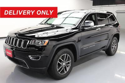 2018 Jeep Grand Cherokee Limited for sale VIN: 1C4RJFBG4JC309021