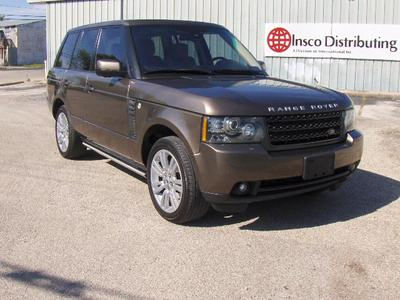 2011 Land Rover Range Rover HSE for sale VIN: SALMF1D43BA340896