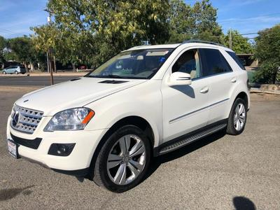 Mercedes-Benz M-Class 2011 for Sale in North Highlands, CA