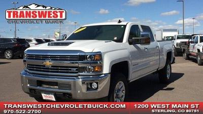 Chevrolet Silverado 2500 2018 for Sale in Sterling, CO