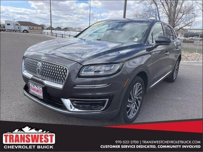 Lincoln Nautilus 2019 for Sale in Sterling, CO