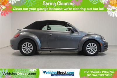 2017 Volkswagen Beetle 1.8T for sale VIN: 3VW517AT4HM806692