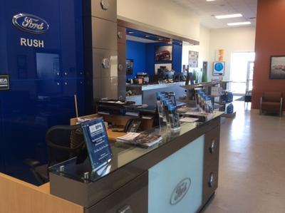 Rush Truck Center- Denver Medium Duty Image 1