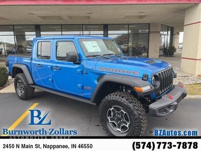 Jeep Gladiator 2021 for Sale in Nappanee, IN