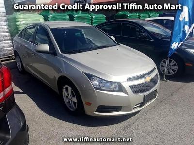 Chevrolet Cruze 2013 a la venta en Tiffin, OH