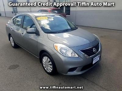 Nissan Versa 2013 a la venta en Tiffin, OH