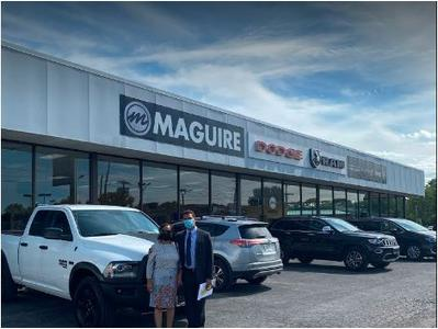 Maguire Chrysler Dodge Jeep RAM of Syracuse Image 1
