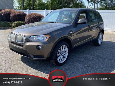 BMW X3 2013 for Sale in Raleigh, NC