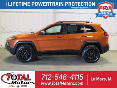 Jeep Cherokee 2016 a la venta en Le Mars, IA
