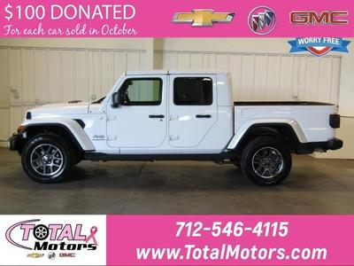 Jeep Gladiator 2020 for Sale in Le Mars, IA