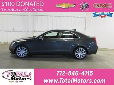Cadillac ATS 2017 for Sale in Le Mars, IA