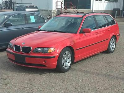 2003 BMW 325
