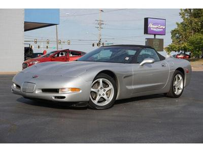 2004 Chevrolet Corvette Base image