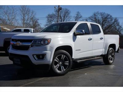 2015 Chevrolet Colorado LT for sale VIN: 1GCGSBE35F1261358