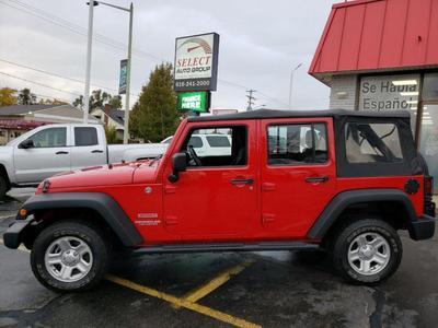 Jeep Wrangler Unlimited 2012 a la venta en Grand Rapids, MI