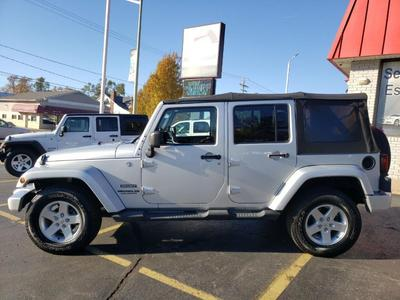 Jeep Wrangler Unlimited 2012 for Sale in Grand Rapids, MI