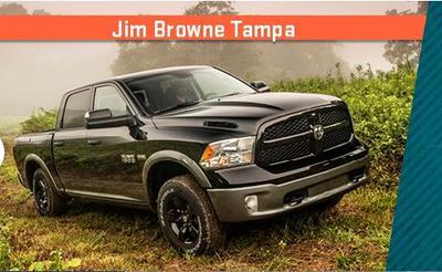 Jim Browne Chrysler Jeep Dodge RAM of Tampa Bay Image 3