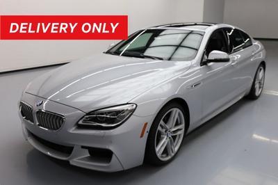 2016 BMW 650 i for sale VIN: WBA6D4C53GD977095