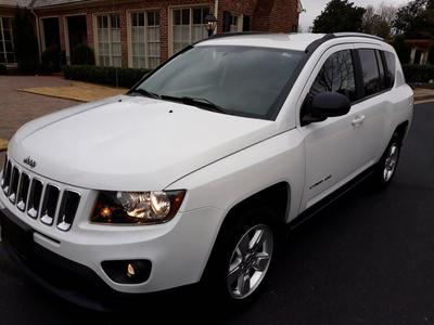 2014 Jeep Compass Sport for sale VIN: 1C4NJCBA9ED504332