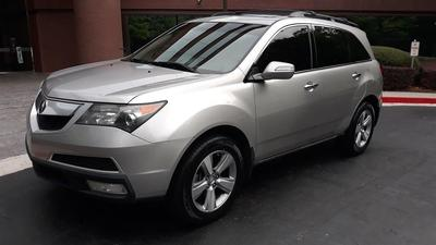 2011 Acura MDX 3.7L Technology for sale VIN: 2HNYD2H61BH531373
