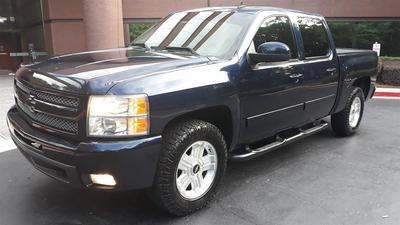 2012 Chevrolet Silverado 1500 LTZ for sale VIN: 3GCUKTE23CG173146