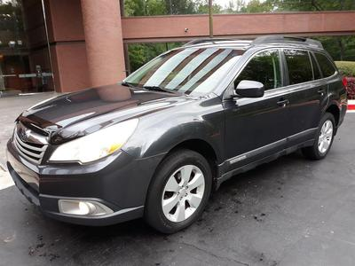 2011 Subaru Outback 2.5 i Premium for sale VIN: 4S4BRBCC9B3319121