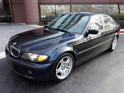 2005 BMW 330 i for sale VIN: WBAEV53425KM42032
