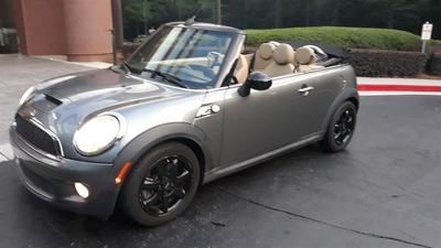 2009 MINI Cooper S  for sale VIN: WMWMS33569TG88571