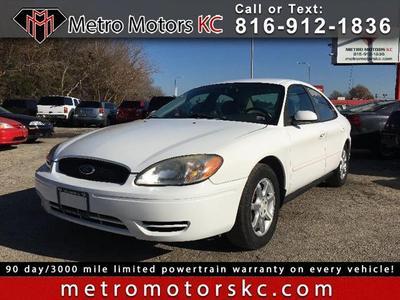 2006 Ford Taurus SEL for sale VIN: 1FAFP56UX6A122645